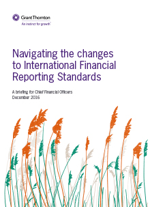 IFRS Nav Changes 2016